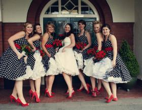 Ideas for a 1950s Themed Wedding