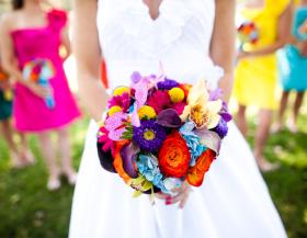 5 Unique Wedding Colour Schemes