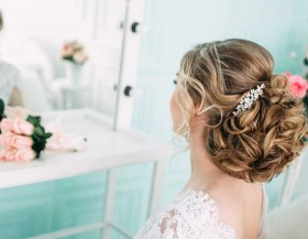 2017 Top 3 Wedding Hair Trends